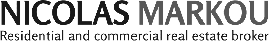 Nicolas Markou Logo